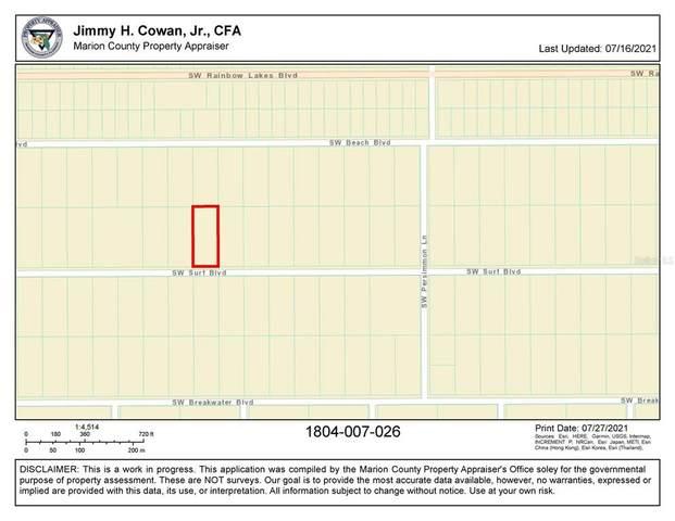 0 SW Surf Boulevard, Dunnellon, FL 34431 (MLS #OM624666) :: EXIT King Realty