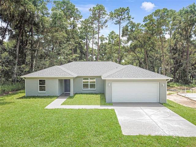 3768 SE 131ST Place, Belleview, FL 34420 (MLS #OM624696) :: GO Realty