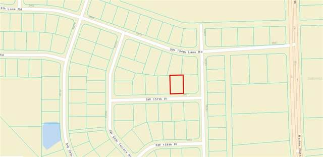 0 SW 157TH PL, Ocala, FL 34473 (MLS #OM624722) :: Global Properties Realty & Investments