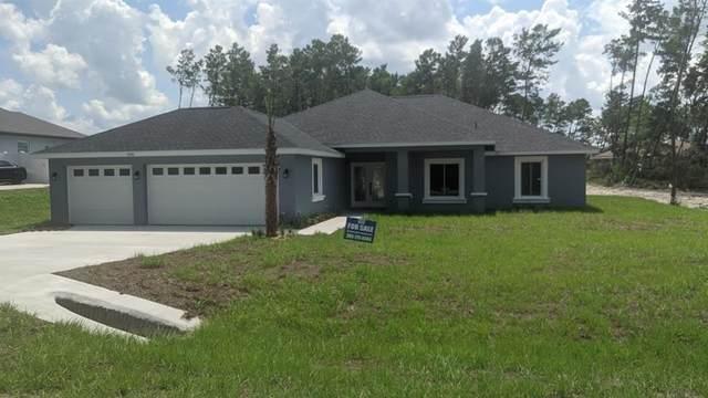 4200 SW 108 Lane, Ocala, FL 34476 (MLS #OM624785) :: Globalwide Realty