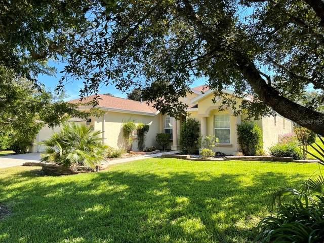 15653 SW 16TH AVENUE Road, Ocala, FL 34473 (MLS #OM626359) :: Orlando Homes Finder Team