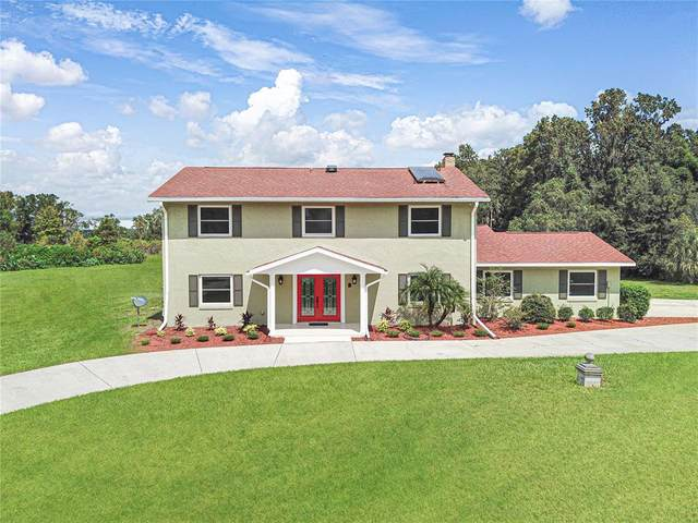 7525 E Applewood Drive, Inverness, FL 34450 (MLS #OM626422) :: The Curlings Group