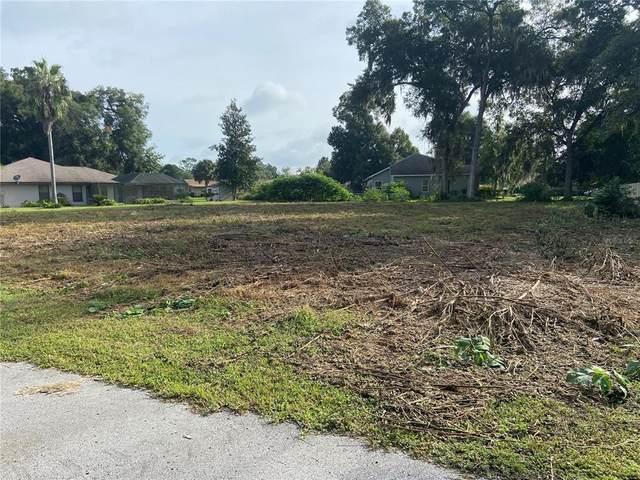 00 SW 34TH AVE Circle, Ocala, FL 34474 (MLS #OM626977) :: Delgado Home Team at Keller Williams