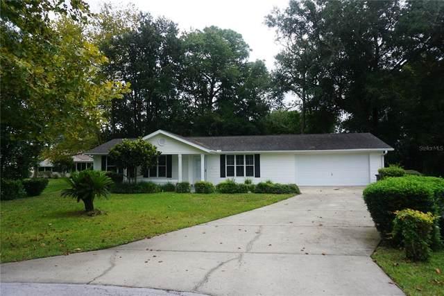8434 SW 108TH Street, Ocala, FL 34481 (MLS #OM627361) :: Bustamante Real Estate