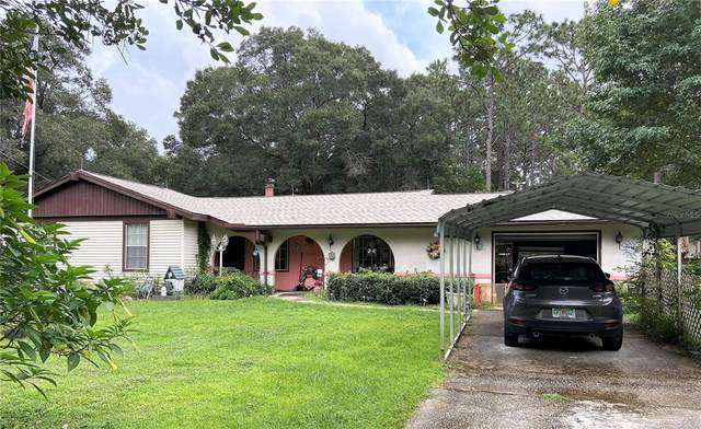 3837 SW Pompano Road, Dunnellon, FL 34431 (MLS #OM627384) :: Vacasa Real Estate