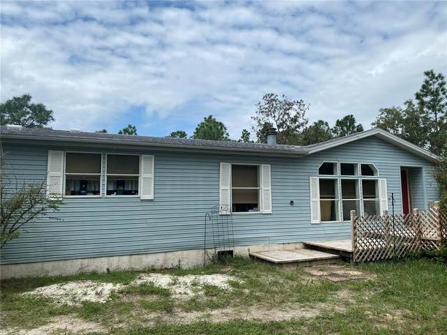 9090 SW 121ST Terrace, Dunnellon, FL 34432 (MLS #OM627411) :: Bustamante Real Estate
