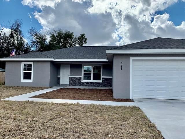 8908 SE 164TH Place, Summerfield, FL 34491 (MLS #OM627624) :: Everlane Realty