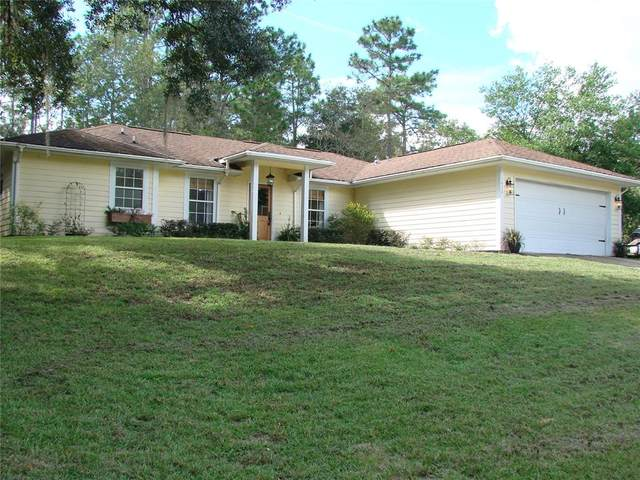 1450 NE 155TH Court, Williston, FL 32696 (MLS #OM627646) :: Zarghami Group