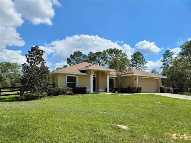 8835 SW 128TH Terrace, Dunnellon, FL 34432 (MLS #OM627890) :: Bustamante Real Estate