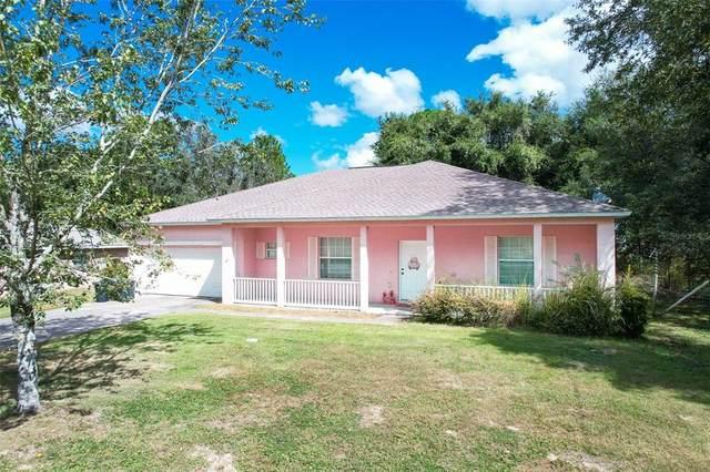 27 Willow Road, Ocala, FL 34472 (MLS #OM627933) :: Everlane Realty