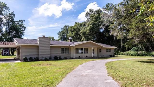 4568 SE 115TH Street, Belleview, FL 34420 (MLS #OM628096) :: Delgado Home Team at Keller Williams