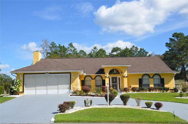 15425 SW 47TH AVENUE Road, Ocala, FL 34473 (MLS #OM628998) :: Lockhart & Walseth Team, Realtors