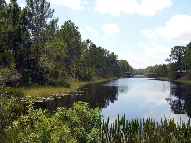34 Amaryllis Drive S, Indian Lake Estates, FL 33855 (MLS #P4706533) :: Griffin Group