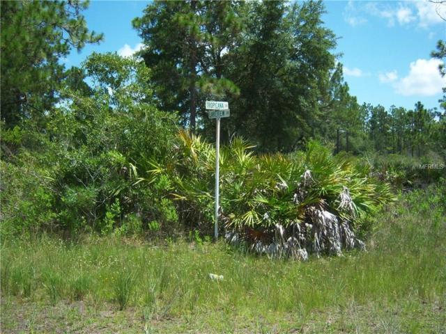 1001 Tropicana Drive, Indian Lake Estates, FL 33855 (MLS #P4717088) :: Team Pepka