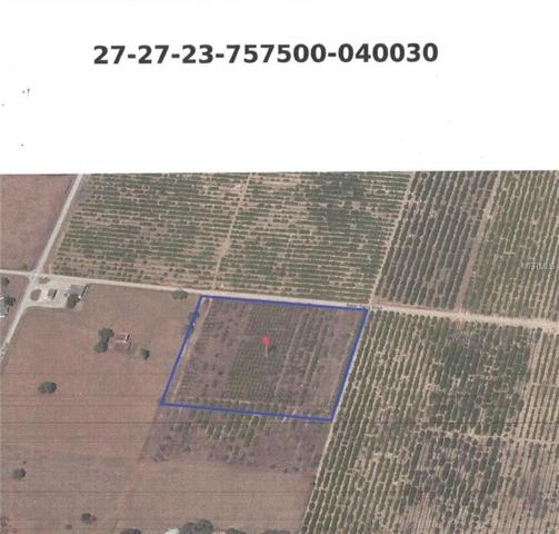 Baker Dairy Road, Haines City, FL 33844 (MLS #P4717879) :: Griffin Group