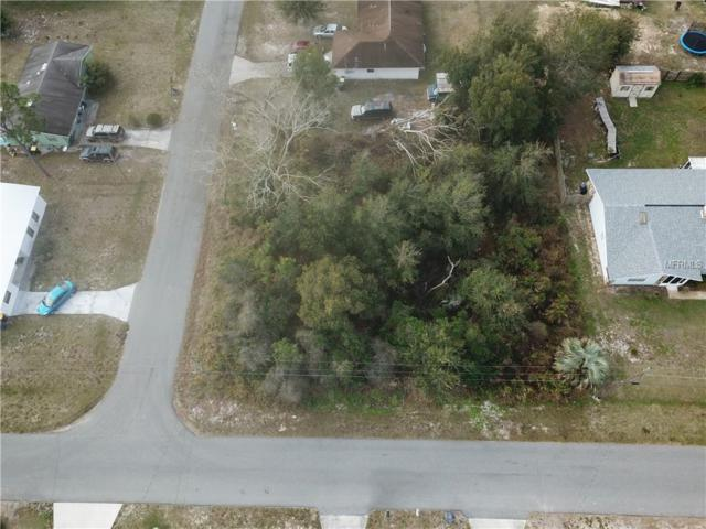 0 Taylor Street, Lake Wales, FL 33859 (MLS #P4904257) :: KELLER WILLIAMS ELITE PARTNERS IV REALTY