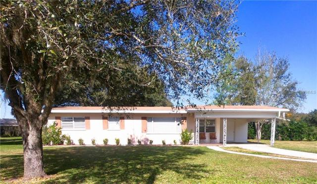 1330 Hickory Lane S, Fort Meade, FL 33841 (MLS #P4904569) :: Dalton Wade Real Estate Group