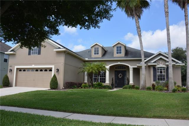 360 Magneta Loop, Auburndale, FL 33823 (MLS #P4905961) :: The Duncan Duo Team