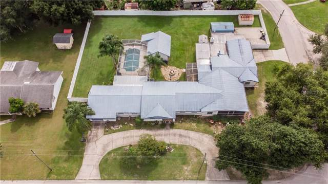 1190 S Woodlawn Avenue, Bartow, FL 33830 (MLS #P4907327) :: Gate Arty & the Group - Keller Williams Realty Smart