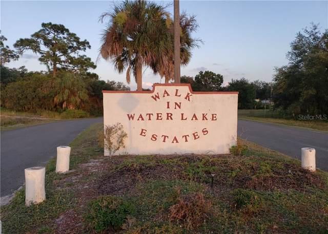 Cedarwood Dr, Lake Wales, FL 33898 (MLS #P4907927) :: Team Bohannon Keller Williams, Tampa Properties