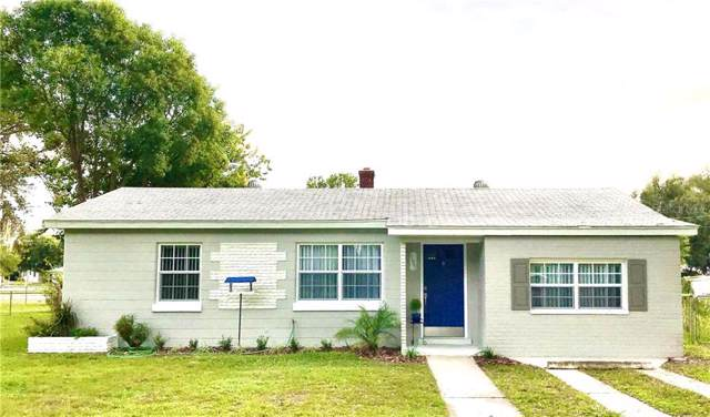 1105 W Stuart Street, Bartow, FL 33830 (MLS #P4908089) :: Florida Real Estate Sellers at Keller Williams Realty