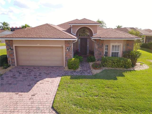 4207 Dornoch Drive, Lake Wales, FL 33859 (MLS #P4908555) :: Team Bohannon Keller Williams, Tampa Properties