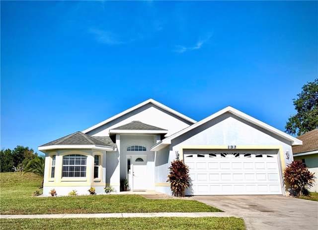 197 Golf Aire Boulevard, Haines City, FL 33844 (MLS #P4908700) :: Team Bohannon Keller Williams, Tampa Properties