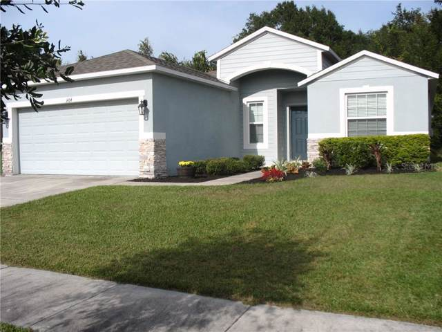 1424 Wallace Manor Pass, Winter Haven, FL 33880 (MLS #P4908825) :: The Duncan Duo Team
