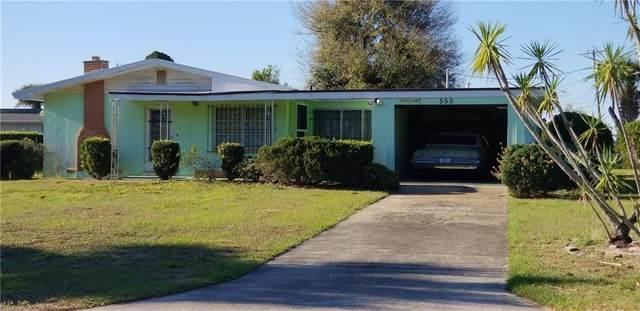 555 S Lake Starr Boulevard, Lake Wales, FL 33898 (MLS #P4909119) :: The A Team of Charles Rutenberg Realty