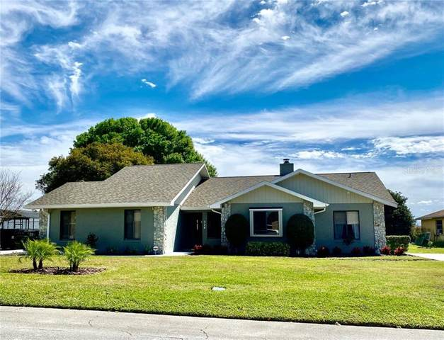 328 Sunshine Drive, Lake Wales, FL 33859 (MLS #P4910110) :: The Duncan Duo Team