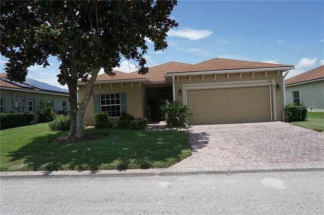 4116 Aberdeen Lane, Lake Wales, FL 33859 (MLS #P4911055) :: Team Bohannon Keller Williams, Tampa Properties