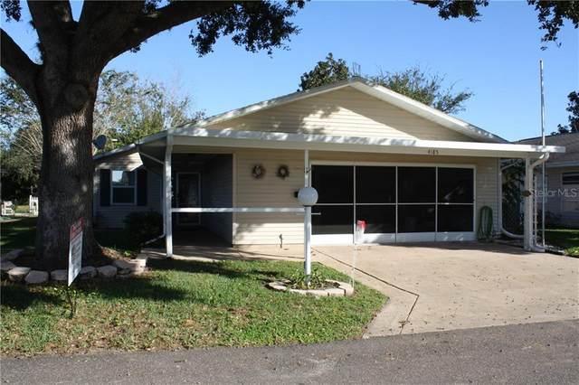4185 Orchid Boulevard, Lake Wales, FL 33898 (MLS #P4911289) :: Pepine Realty