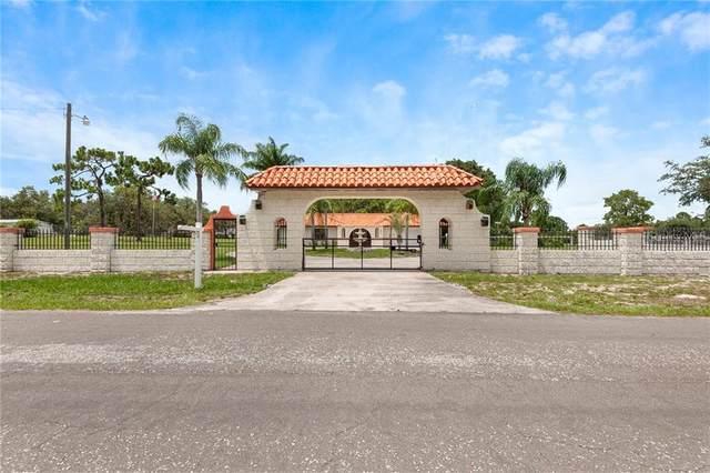 8927 Sheppard Drive, Lake Wales, FL 33898 (MLS #P4911387) :: Team Bohannon Keller Williams, Tampa Properties