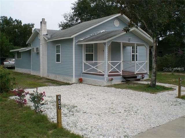 607 Main Street, Auburndale, FL 33823 (MLS #P4912136) :: Burwell Real Estate