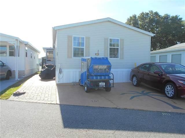 9000 Us Highway 192 #161, Clermont, FL 34714 (MLS #P4913599) :: Dalton Wade Real Estate Group