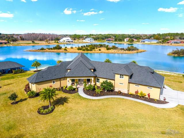 23913 Hideout Trail, Land O Lakes, FL 34639 (MLS #P4914100) :: Delta Realty, Int'l.
