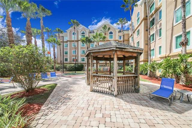8303 Palm Parkway #412, Orlando, FL 32836 (MLS #P4914686) :: Positive Edge Real Estate