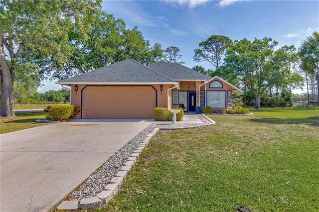 25435 Newport Circle, Lake Wales, FL 33898 (MLS #P4915284) :: GO Realty