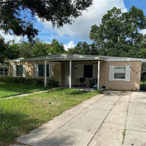 1103 29TH Street NW, Winter Haven, FL 33881 (MLS #P4917374) :: Zarghami Group