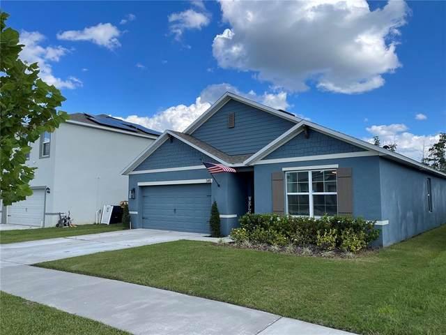 345 Summershore Drive, Auburndale, FL 33823 (MLS #P4917592) :: Aybar Homes
