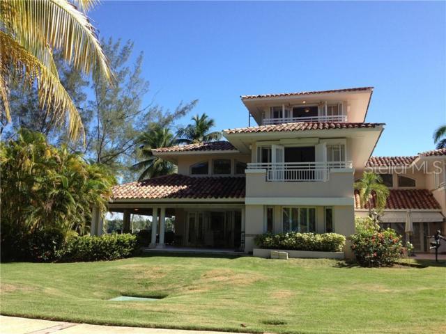 Dorado Beach Cottage N Dorado Beach Resort #7, DORADO, PR 00646 (MLS #PR8800188) :: Pepine Realty