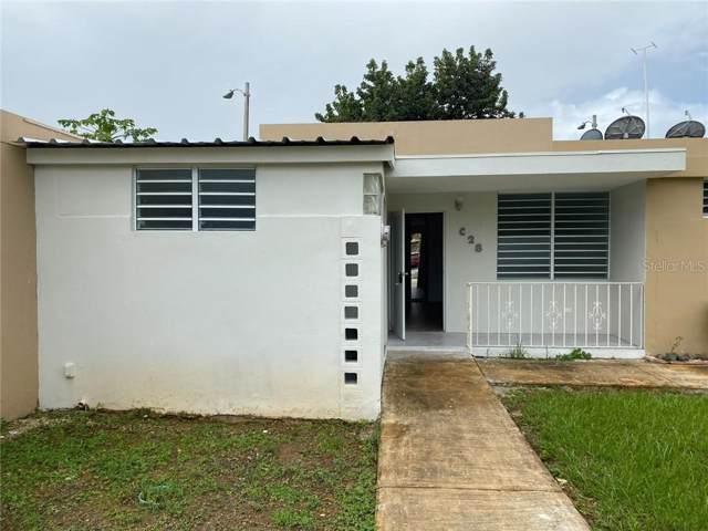 Villas de Diamantino Calle 32 C-28, CAROLINA, PR 00987 (MLS #PR9090608) :: 54 Realty