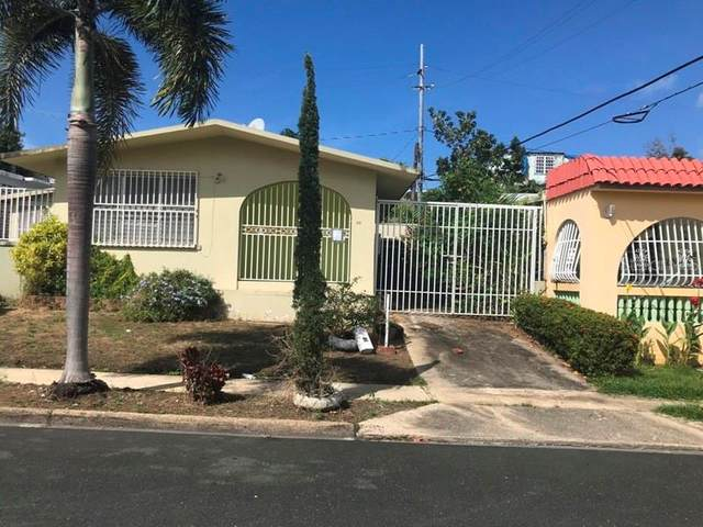 Lot 142 14th St Forest Hills, BAYAMON, PR 00959 (MLS #PR9090811) :: The Duncan Duo Team
