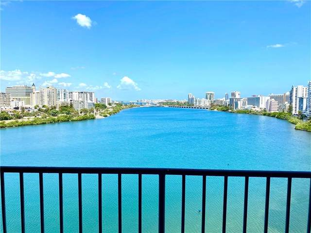 6 Mariano Ramirez Ba Laguna Terrace Condo, SAN JUAN, PR 00907 (MLS #PR9091652) :: Your Florida House Team