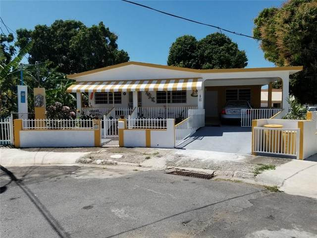 D41 Calle 8, SALINAS, PR 00751 (MLS #PR9092344) :: Griffin Group