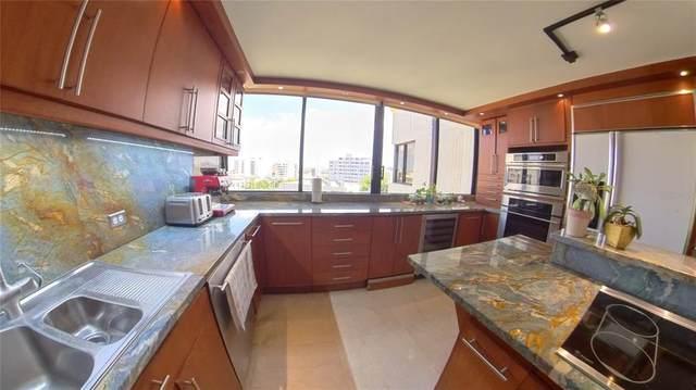 1 Av. Miramar Ab, SAN JUAN, PR 00907 (MLS #PR9093110) :: Bob Paulson with Vylla Home