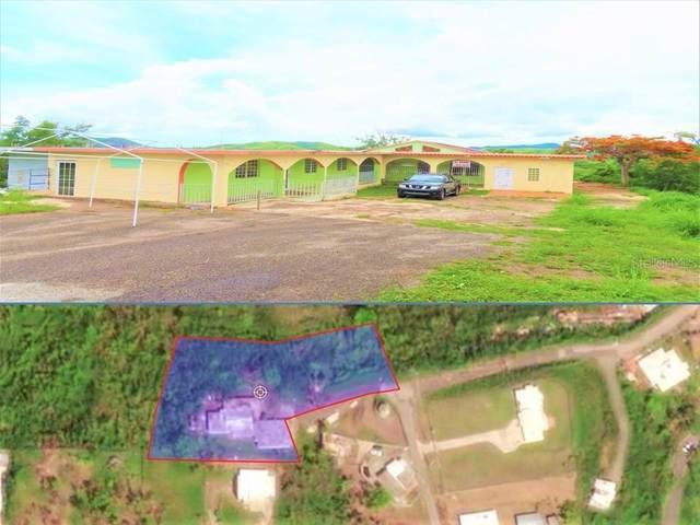 LOS LLANOS Km 2.3 Sr 155 Int Pasto Wd, COAMO, PR 00769 (MLS #PR9093198) :: Vacasa Real Estate