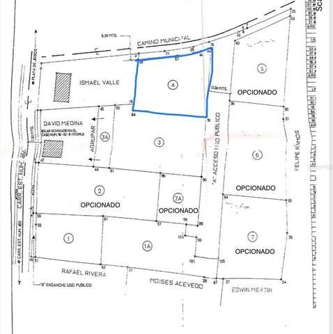 Bo. Jobos Lot #4, ISABELA, PR 00662 (MLS #PR9093432) :: Zarghami Group