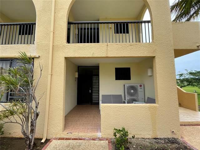 CANDELERO ABAJO PALM Candelero Abajo Palmas Del Mar #126, HUMACAO, PR 00791 (MLS #PR9093626) :: Orlando Homes Finder Team