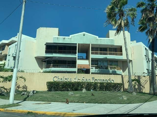 406 Chalets De San Fernando #406, CAROLINA, PR 00987 (MLS #PR9094009) :: Southern Associates Realty LLC
